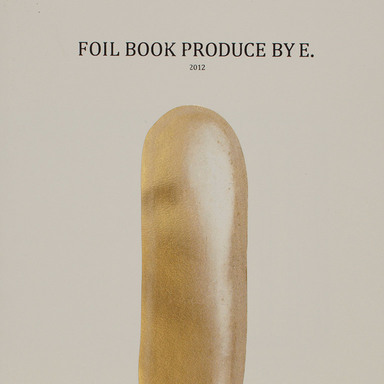 FOIL BOOK PRODUCE BY E. 2012