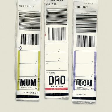Mum Dad IOU