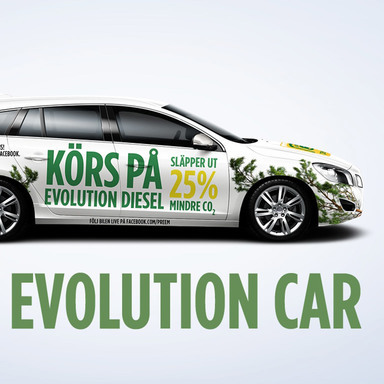 The Evolution Car