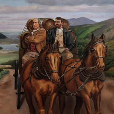 Jameson Oil Paintings