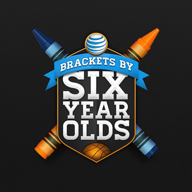 AT&T Brackets by Six Year Olds