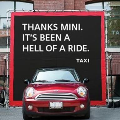 Goodbye MINI