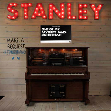 Stanley the Interactive Player Piano