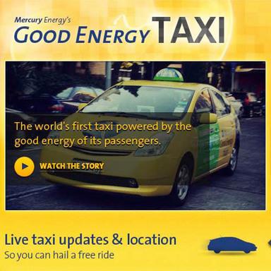 Good Energy Taxi