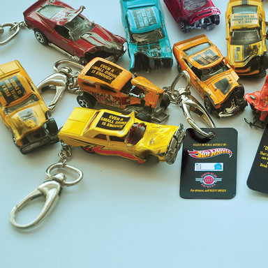 Hot Wheels 'Keychain'