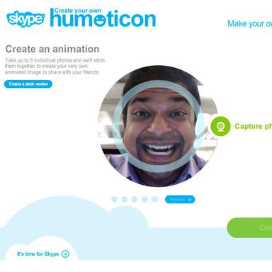 Skype Humoticons