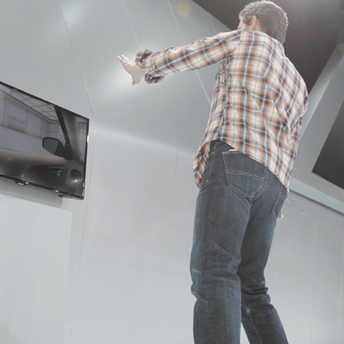 Pathfinder Kinect Experience