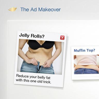 The Dove Ad Makeover