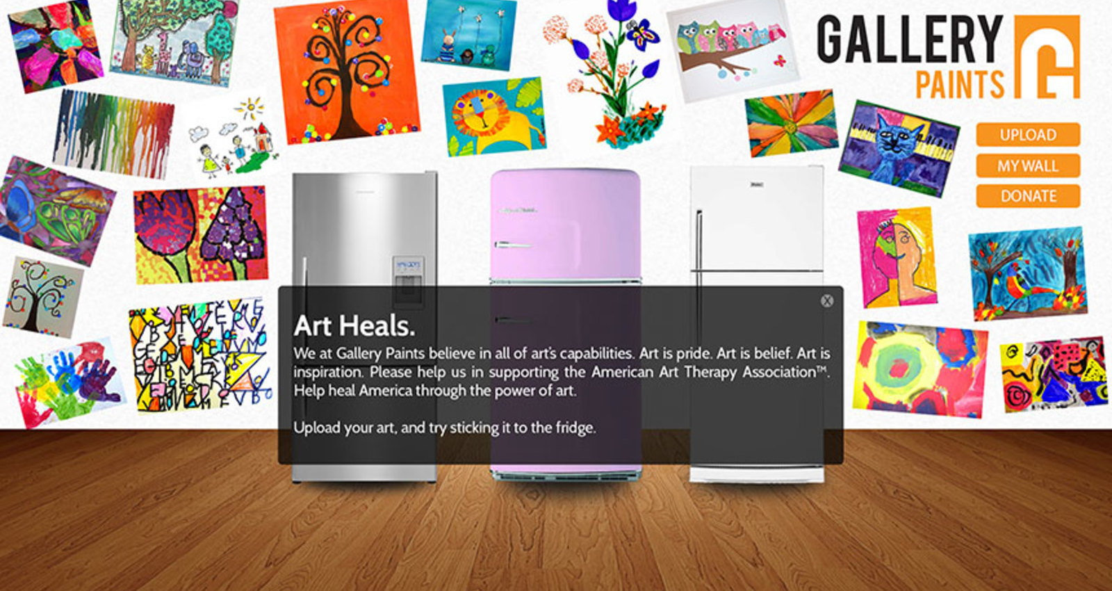 Gallery Paints