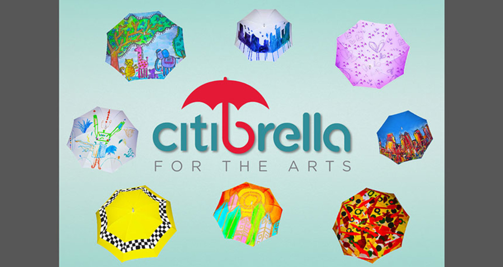 Citibrella for the Arts