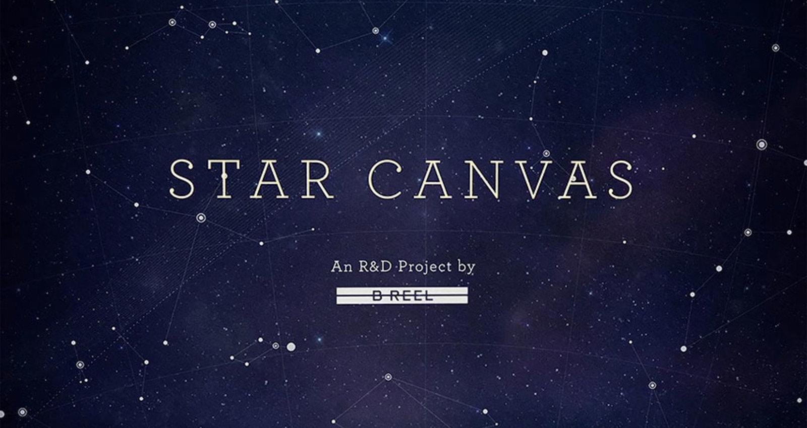 Star Canvas