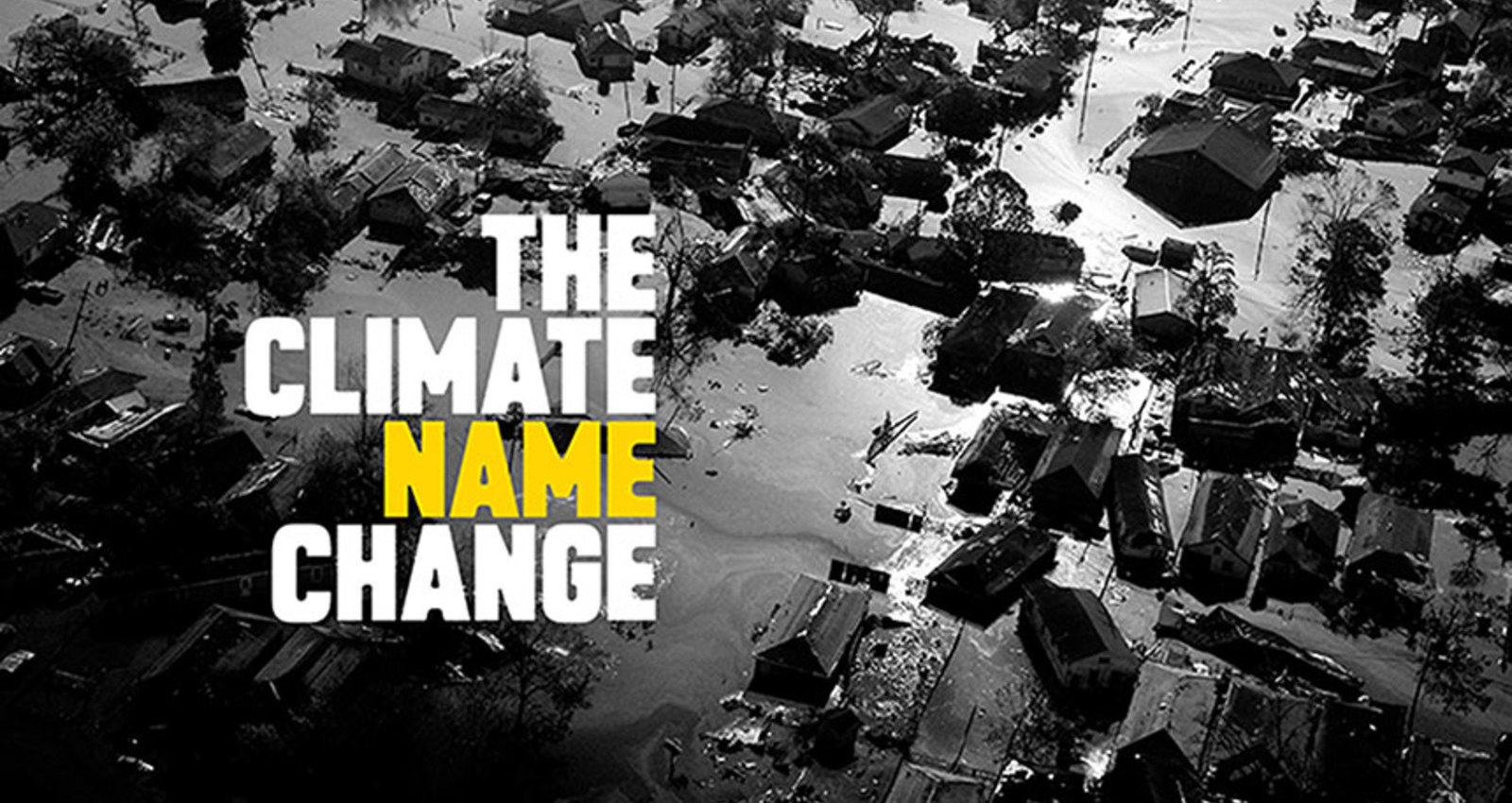 Climate Name Change