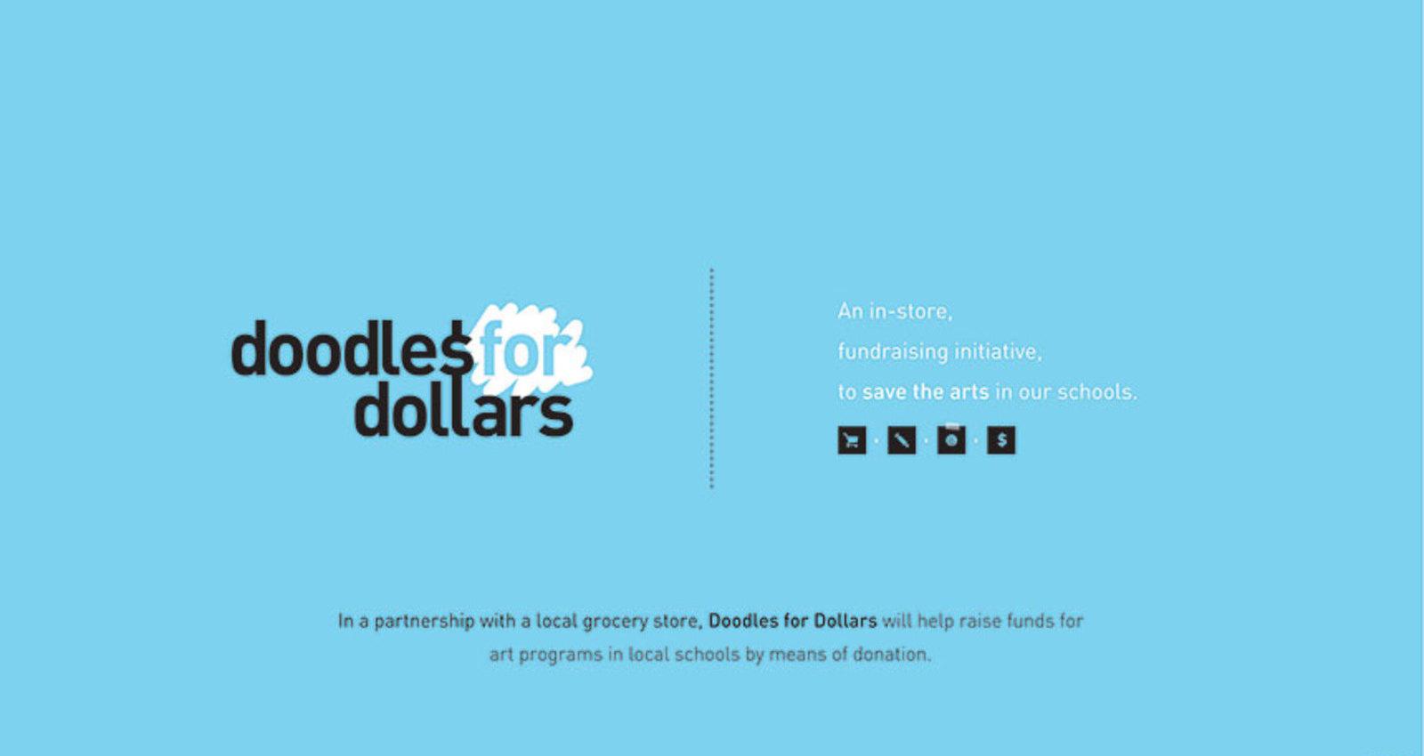 Doodles for Dollars