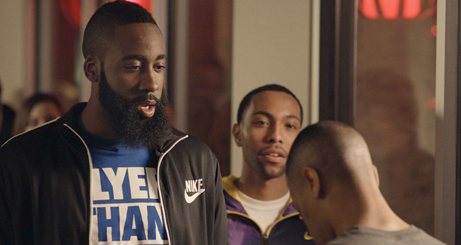 Harden's Entourage Integrated Campaign