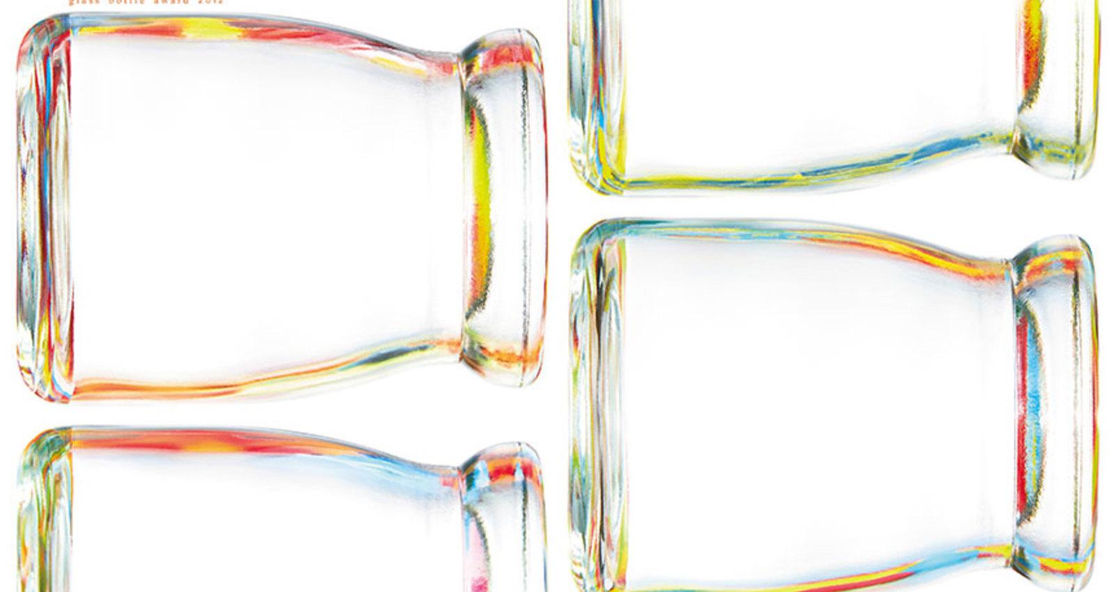GLASS BOTTLE AWARD 2012 POSTER