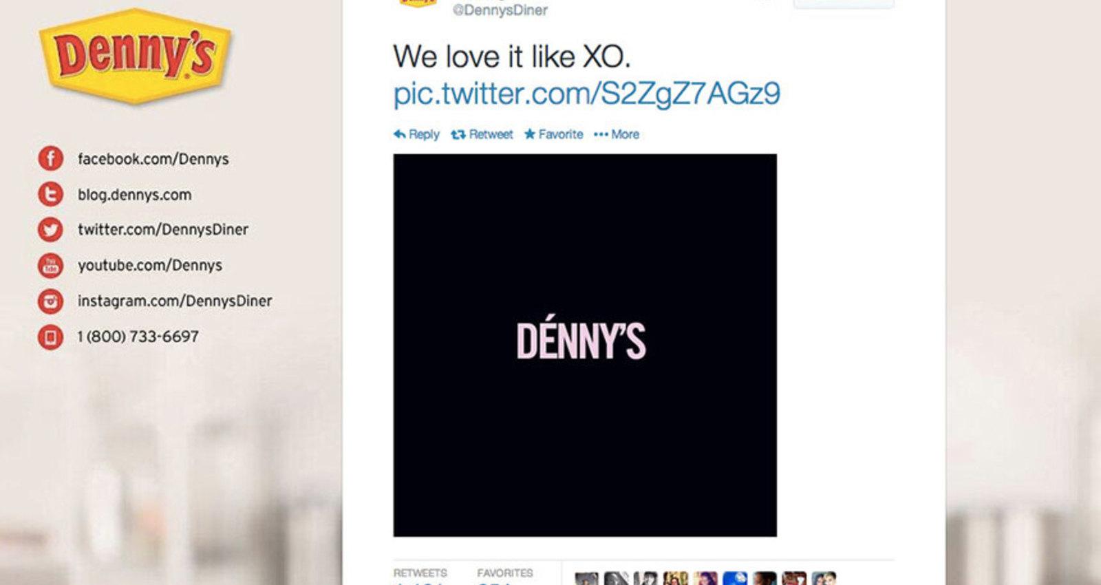 Denny's Diner Conversations