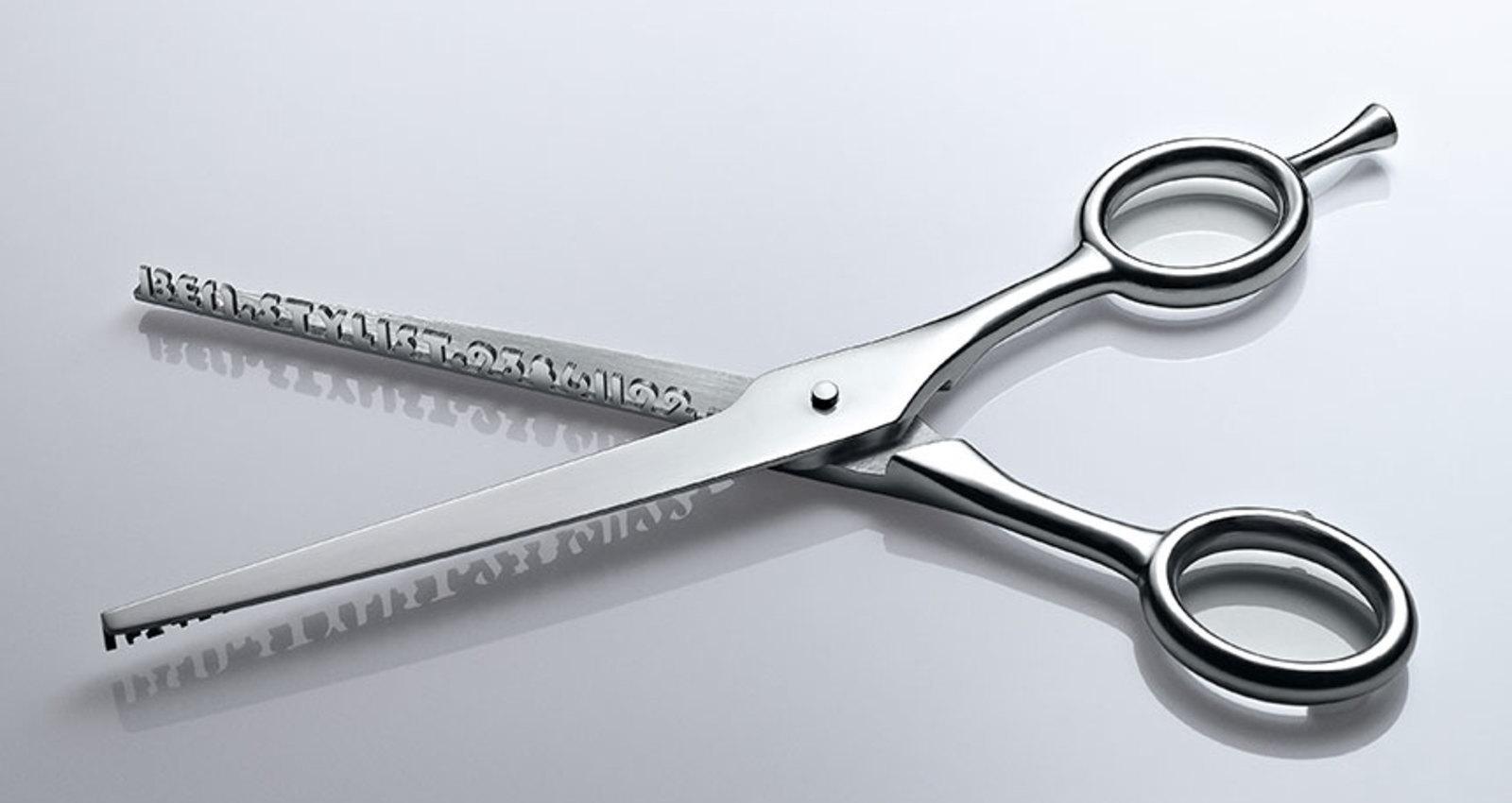 Cutting-Edge Name Card