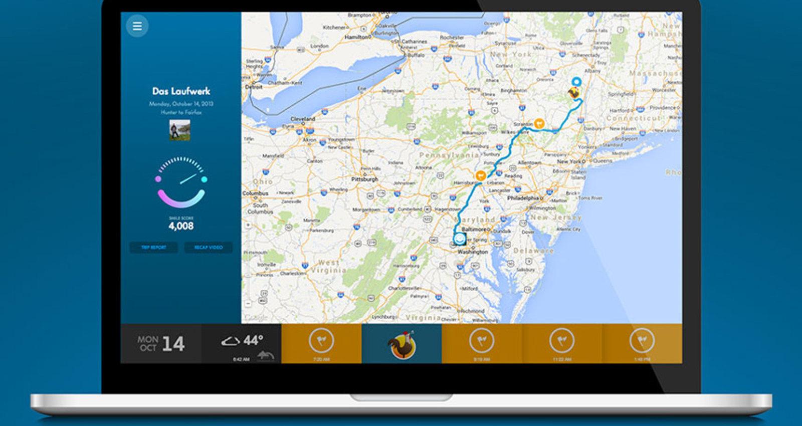 Volkswagen SmileDrive: A Google Art, Copy & Code Project