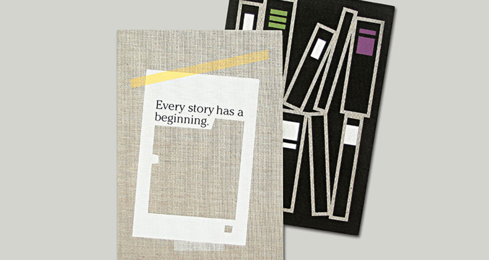 Every story has a beginning