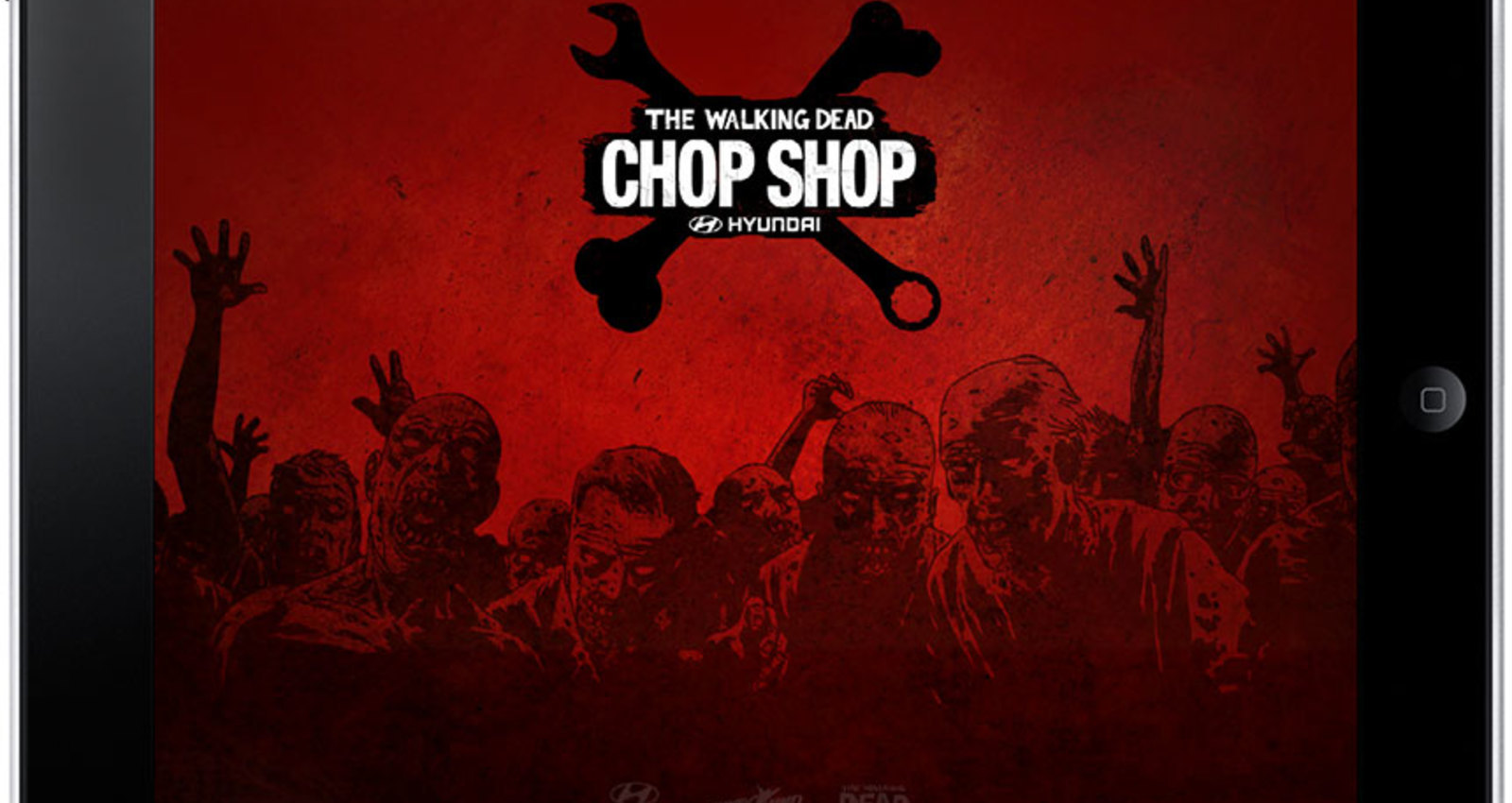 The Walking Dead Chop Shop