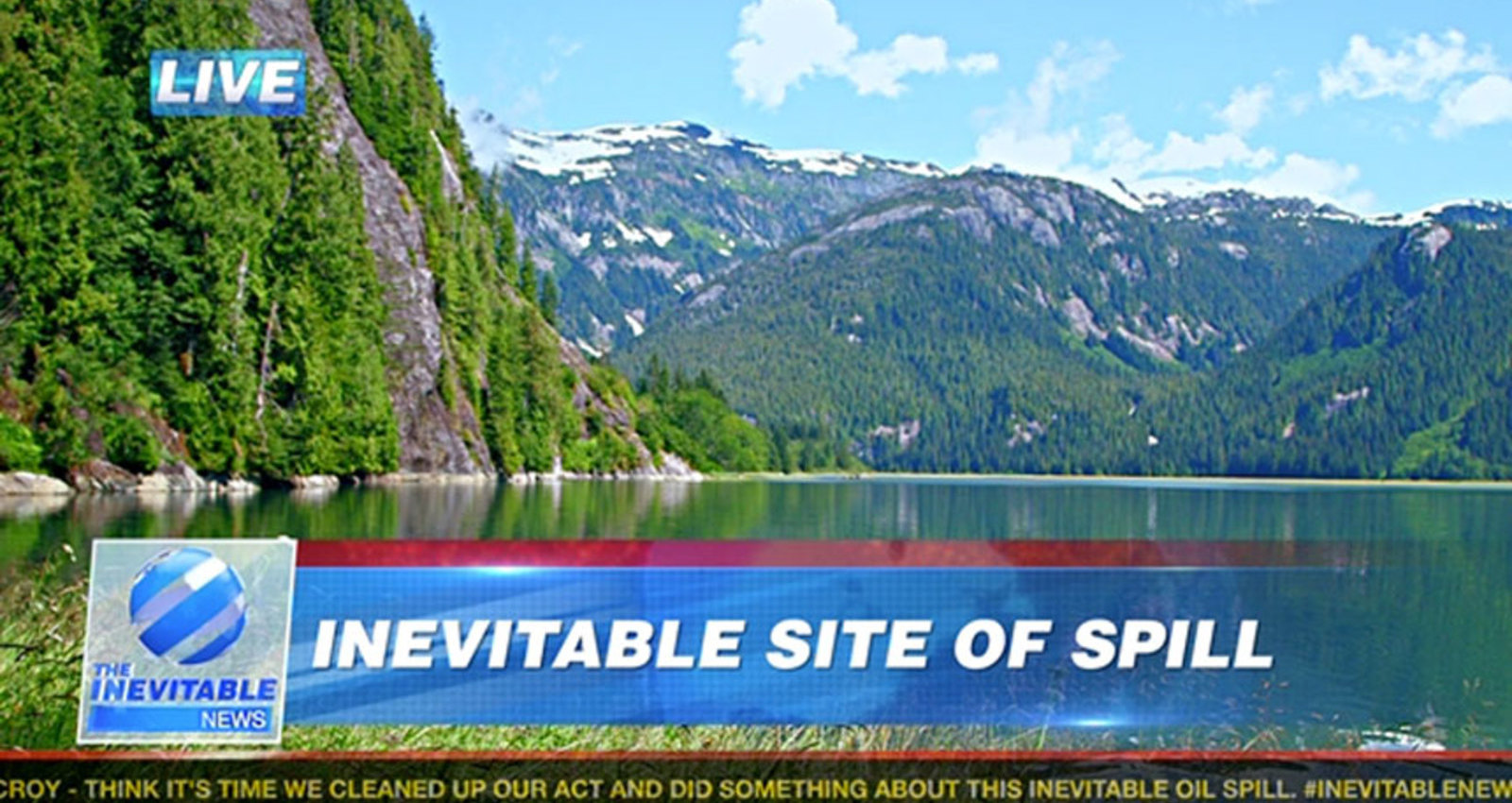 The Inevitable News