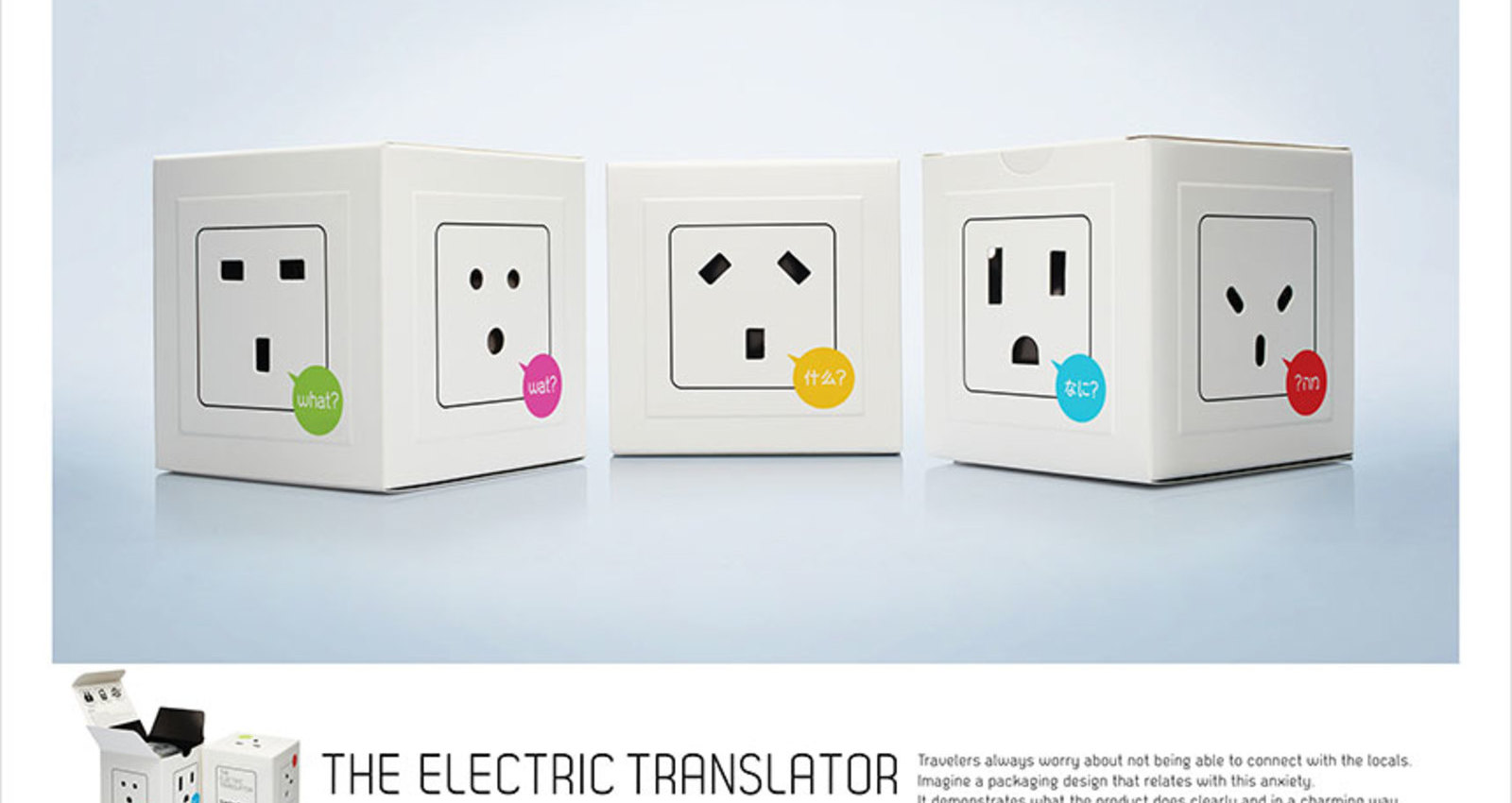 The Electric Translator
