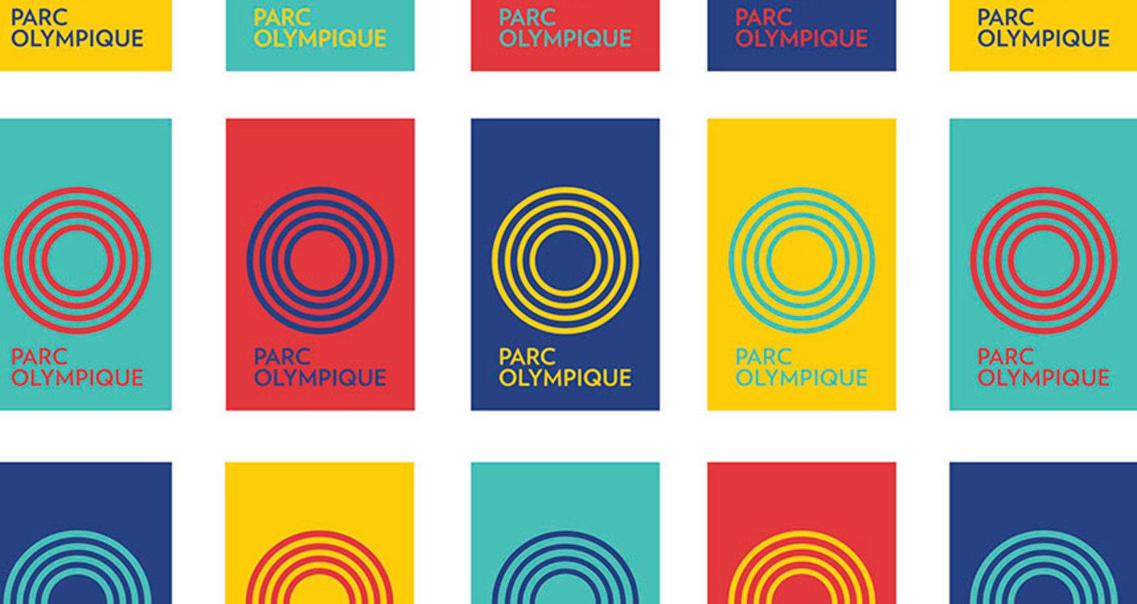 New logo for the Montréal Olympic Park