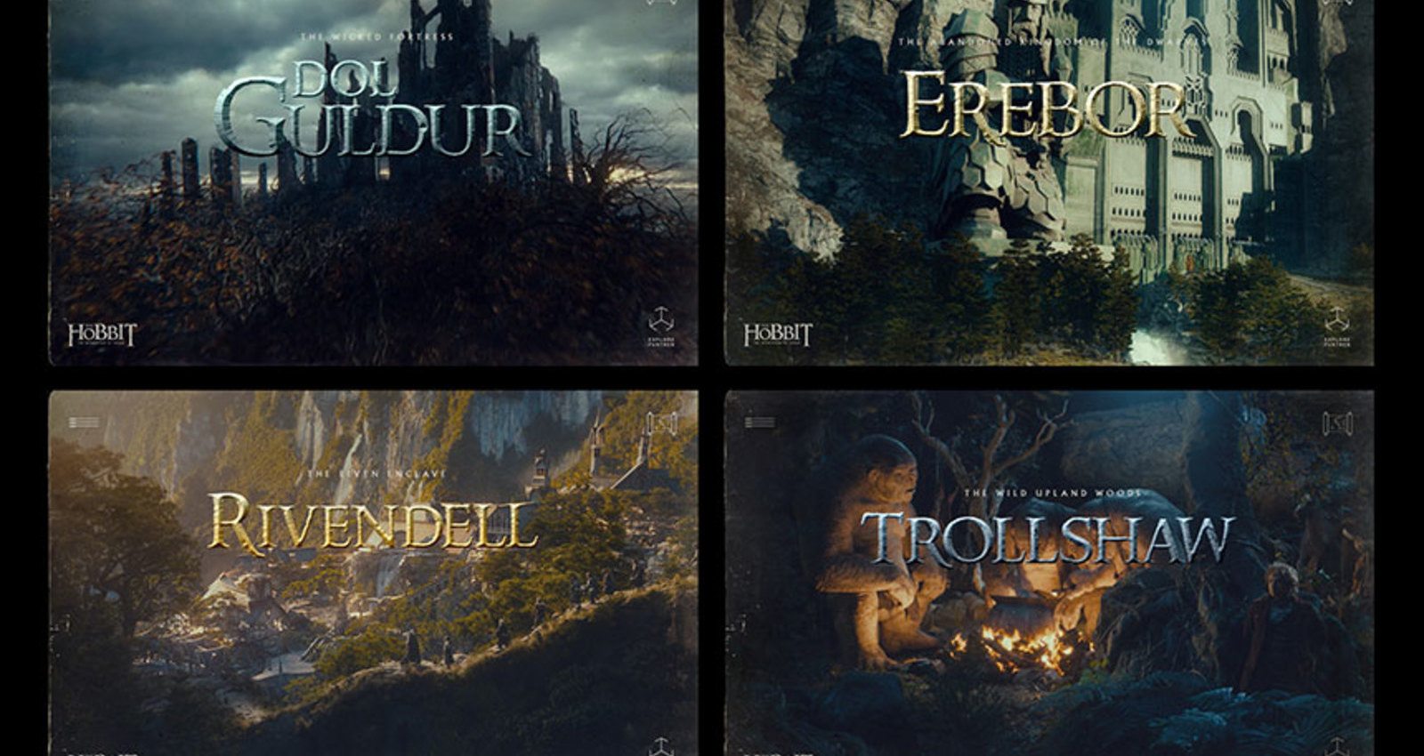 A Journey Through Middle-earth