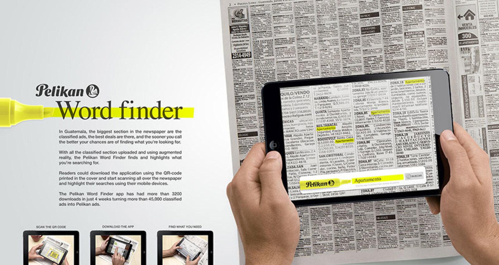 Pelikan Word Finder