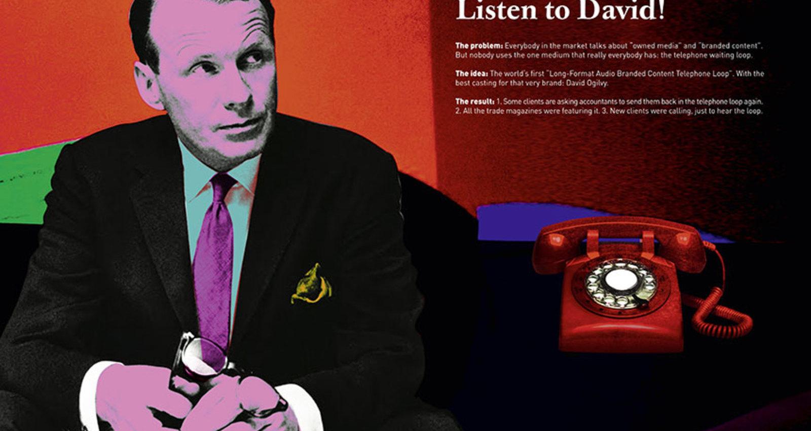 Listen to David