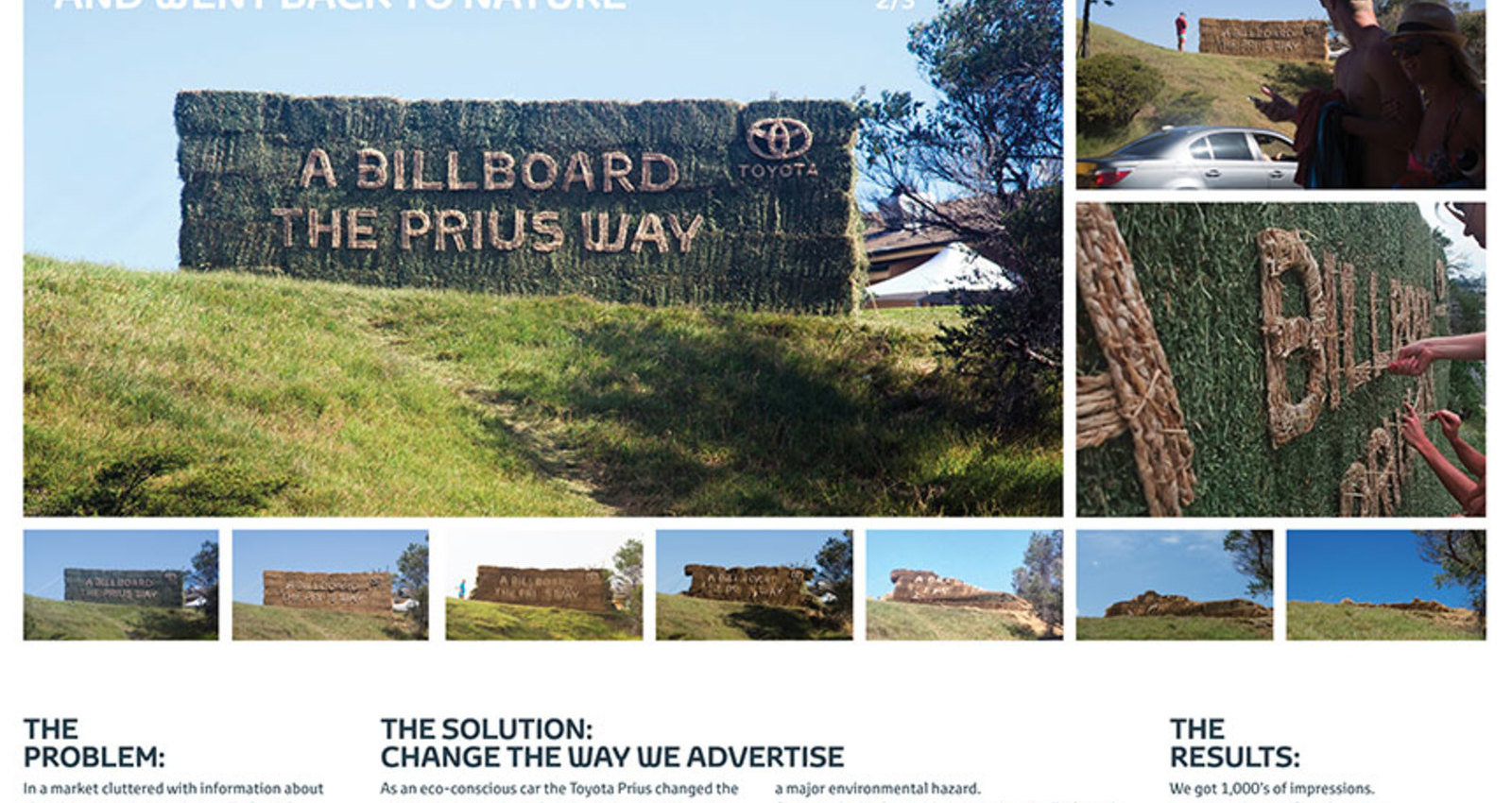 Eco Friendly Billboards