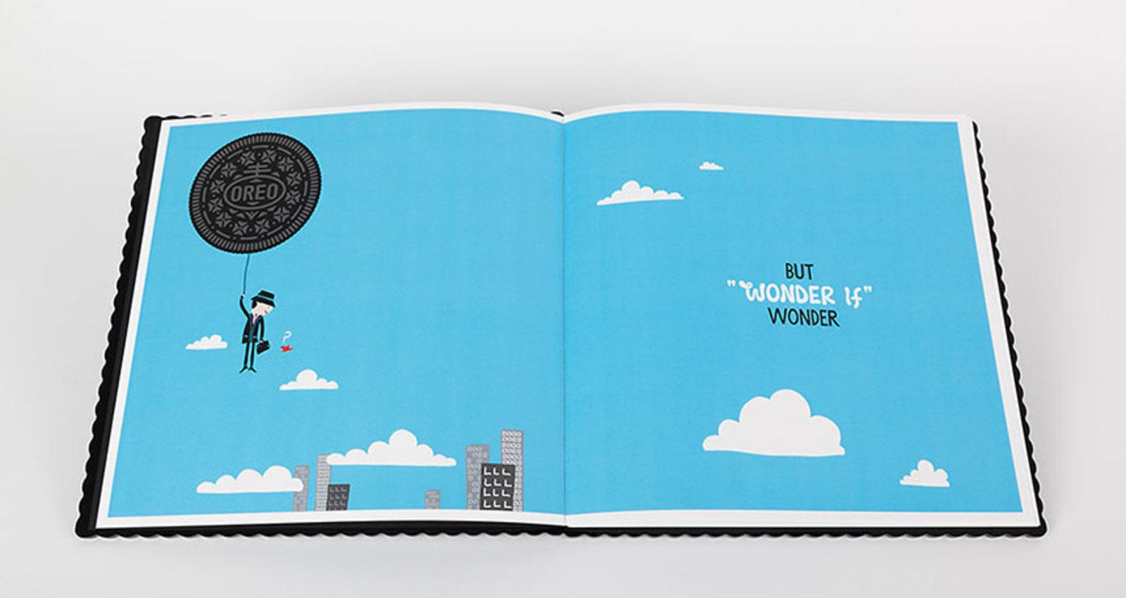 Oreo Wonderfilled Book