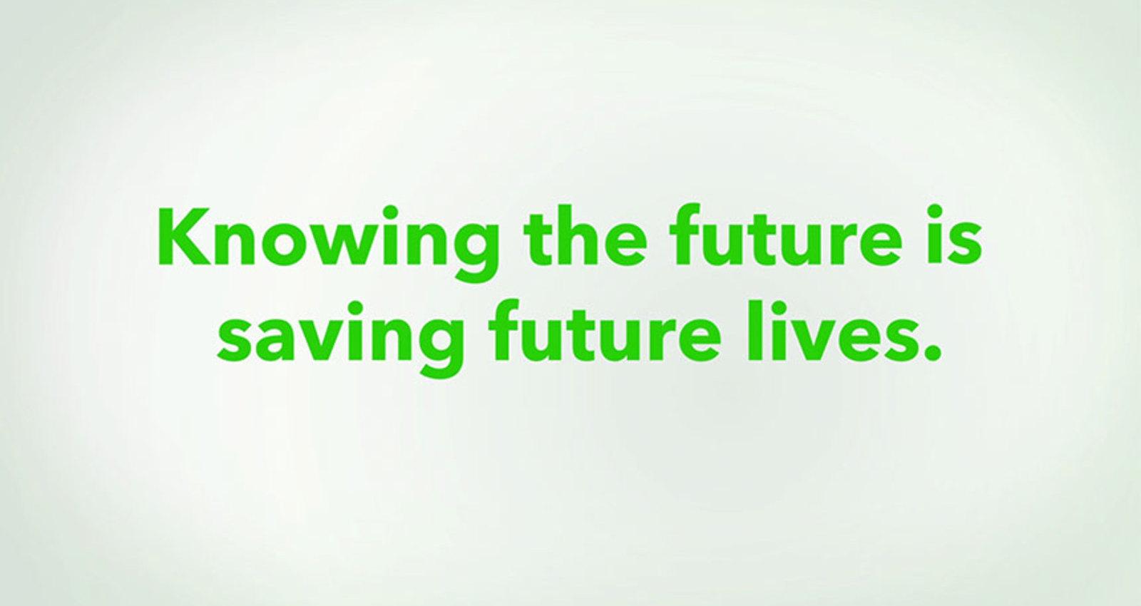 SAVING YOUR FUTURE