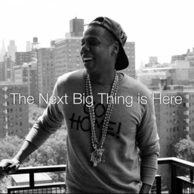 The Next Big Thing Is Here with Samsung + Jay Z