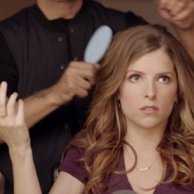 Anna Kendrick: Behind the Scenes of the Mega Huge Footbal Ad We Almost Made