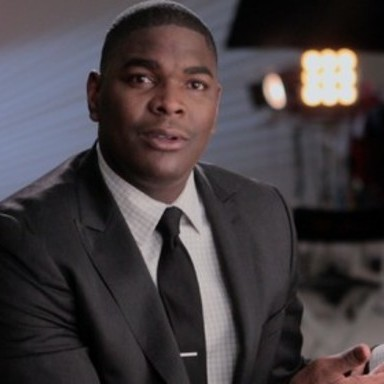 Keyshawn Johnson: Behind the Scenes of the Mega Huge Football Ad We Almost Made
