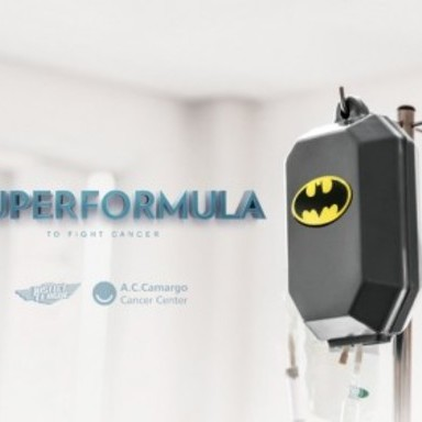 Superformula to fight cancer