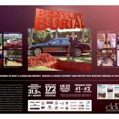 Bentley Burial