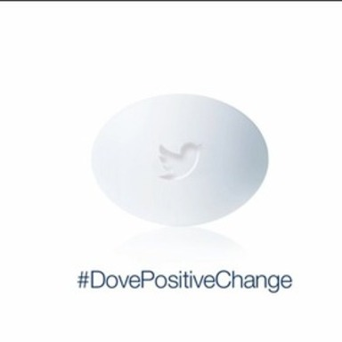 Dove positive change