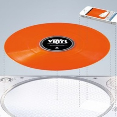 Back to Vinyl - The Office Turntable