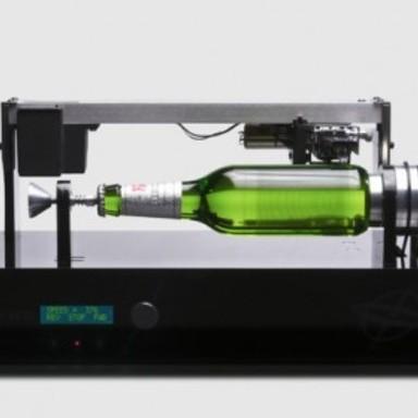 The Beck's Edison Bottle