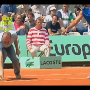 40 years BNP Paribas - Roland Garros / We were there