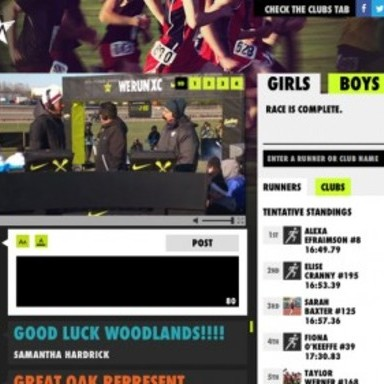 Nike Cross Nationals - Run NXN