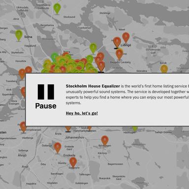 Stockholm House Equalizer