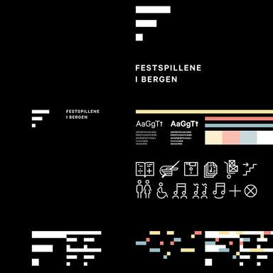 Brand Identity Campaign for Bergen International Festival (Festspillene i Bergen)