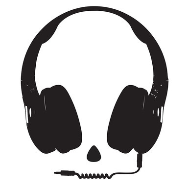 Headphones Skull