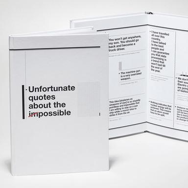 Unfortunate Quotes (book)
