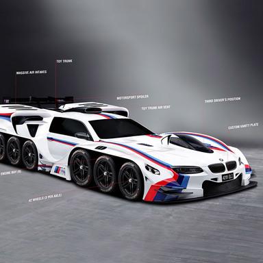 Eli's BMW