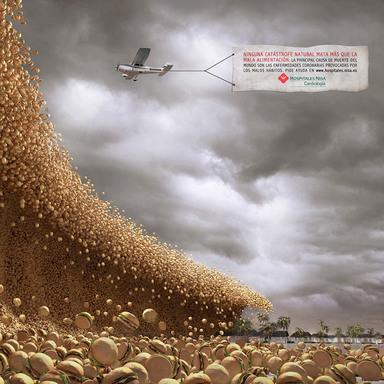 Bad Heath Habits Awareness Campaign