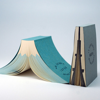 Mt. Fuji Notebook,  TV tower Notebook